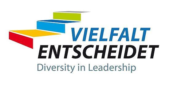 Logo: Vielfalt entscheidet