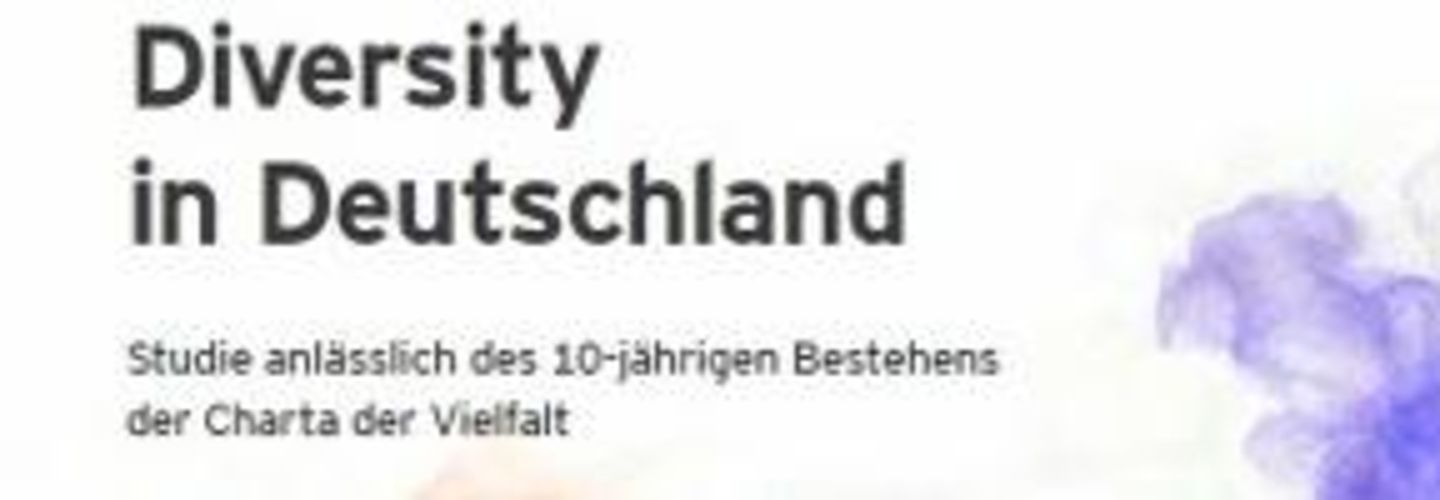 Cover Studie Diversity in Deutschland
