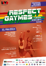 9. Respect Gaymes 2014